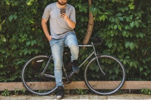 bike-and-phone